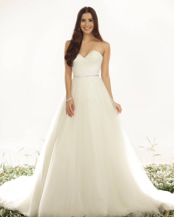 Veluz Reyes Ready To Wear 2015 Bridal Collection