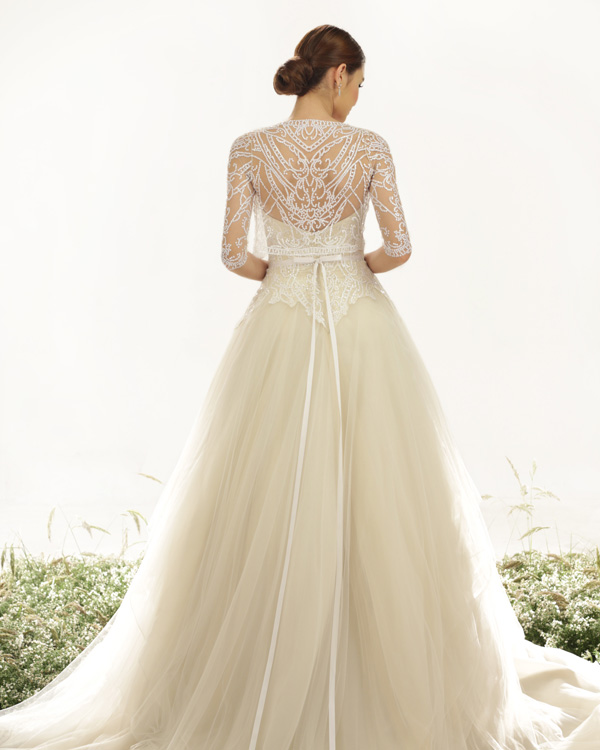 Veluz Reyes Ready to Wear 2015 Bridal Collection - Wedding ...