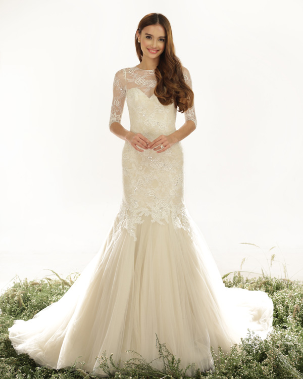 Veluz Reyes Ready to Wear 2015 Bridal Collection - Wedding ...