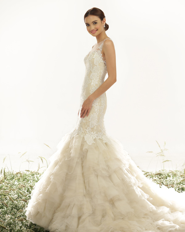 Veluz Reyes Ready To Wear 2015 Bridal Collection Wedding
