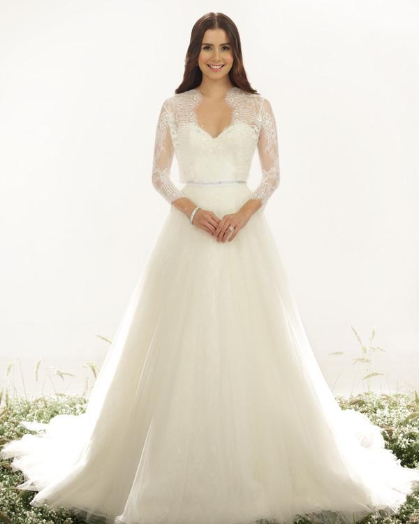 Wedding Philippines - Veluz Reyes Ready to Wear Bridal Wedding Dress Collection 2015 (6)