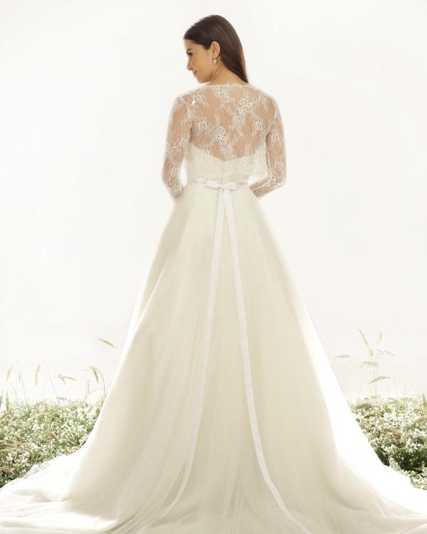 Wedding Philippines - Veluz Reyes Ready to Wear Bridal Wedding Dress Collection 2015 (7)