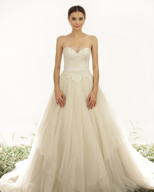 Wedding Philippines - Veluz Reyes Ready to Wear Bridal Wedding Dress Collection 2015 (8)