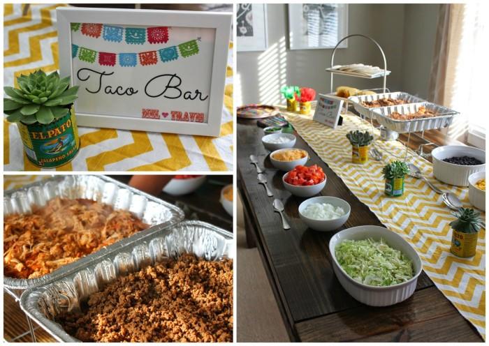 Wedding Philippines - 18 Entertaining Taco Bar Buffet Food Ideas for Your Wedding (12)