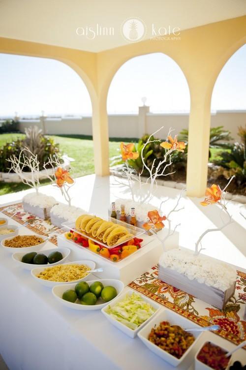 Wedding Philippines - 18 Entertaining Taco Bar Buffet Food Ideas for Your Wedding (17)