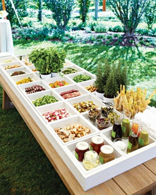 Wedding Reception Buffet Food Ideas: 18 Entertaining Taco Bar Ideas For Your Wedding