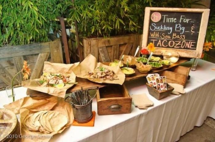 Wedding Philippines - 18 Entertaining Taco Bar Buffet Food Ideas for Your Wedding (3)