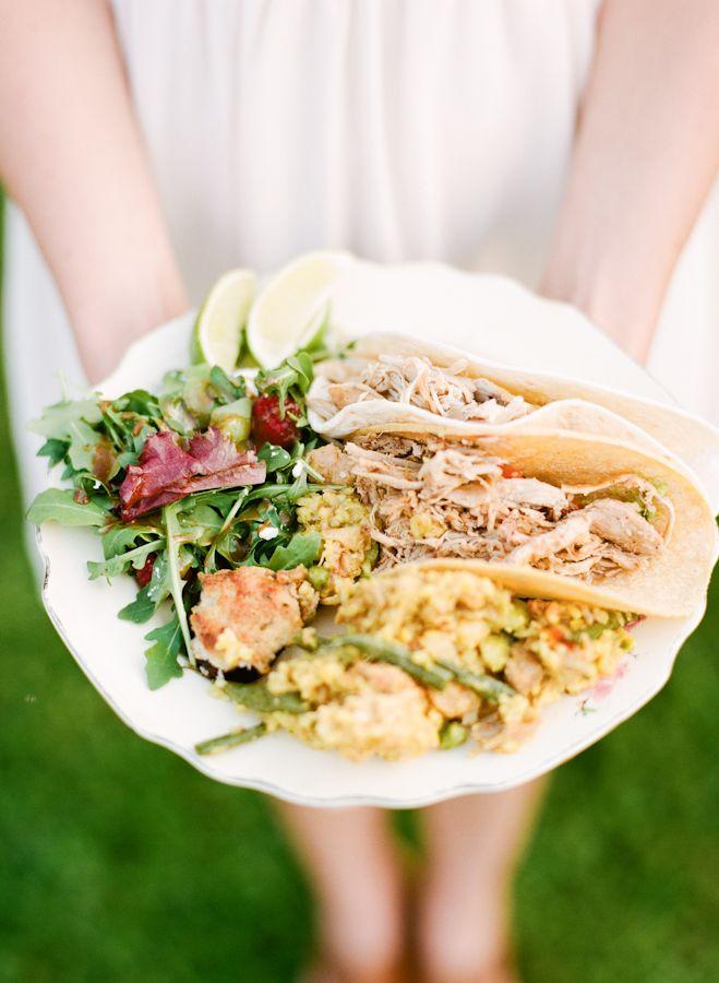 Wedding Philippines - 18 Entertaining Taco Bar Buffet Food Ideas for Your Wedding (5)