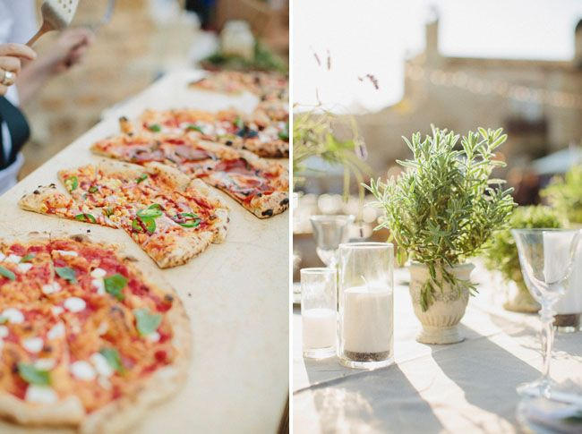 Wedding Philippines - 21 Fun Pizza Food Bar Buffet Ideas for Your Wedding (14)