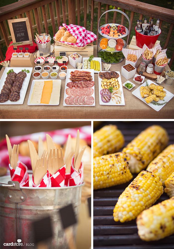 Wedding Philippines - 21 Gourmet Burger Bar Buffet Ideas For Your Wedding (14)