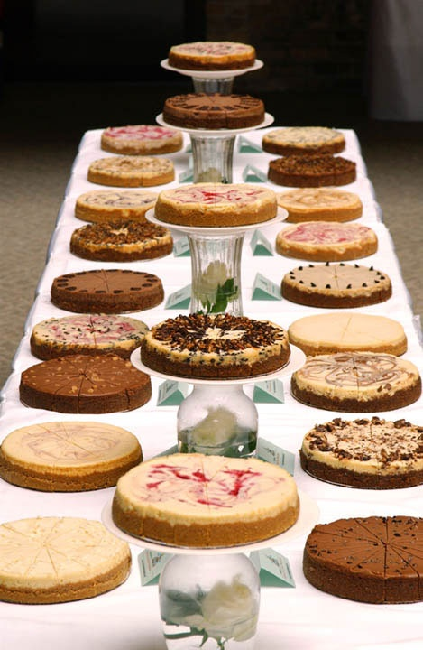 Wedding Philippines 24 Delicious Mini Cheesecake Ideas For Your Buffet Bar Display 3