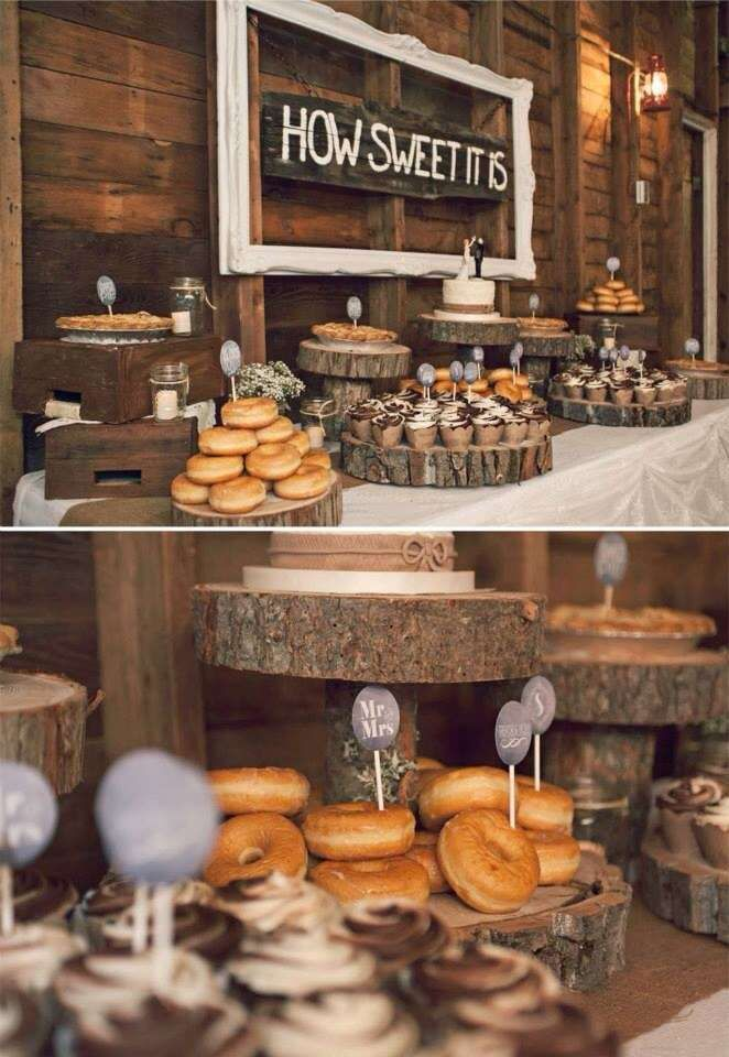 Wedding philippines 25 cool and fun donut bar buffet food ideas for - 25 Cool And Fun Donut Bar Ideas For Your Wedding Wedding