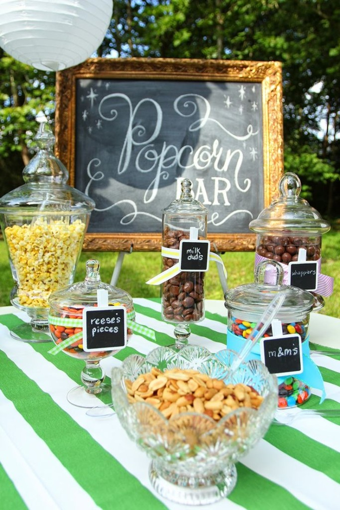 Wedding philippines 25 cool and fun donut bar buffet food ideas for - 28 Exciting Popcorn Bar Ideas For Your Wedding Wedding