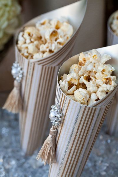 Wedding Philippines - 28 Exciting Popcorn Bar Buffet Food Ideas For Your Wedding (2)