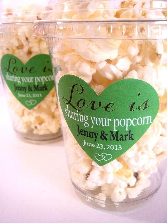Wedding Philippines - 28 Exciting Popcorn Bar Buffet Food Ideas For Your Wedding (22)