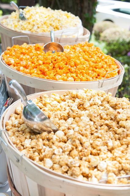 Wedding Philippines - 28 Exciting Popcorn Bar Buffet Food Ideas For Your Wedding (25)