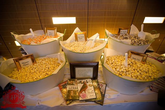 Wedding Philippines - 28 Exciting Popcorn Bar Buffet Food Ideas For Your Wedding (26)