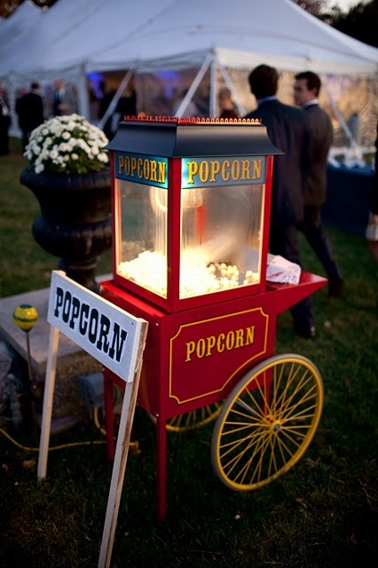 Wedding Philippines - 28 Exciting Popcorn Bar Buffet Food Ideas For Your Wedding (27)