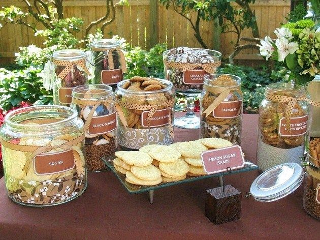 Wedding Philippines - 30 Cute Cookie Bar Buffet Food Ideas For Your Wedding (10)