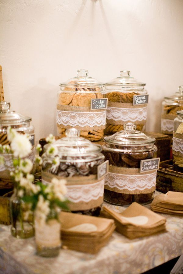 Wedding Philippines - 30 Cute Cookie Bar Buffet Food Ideas For Your Wedding (16)
