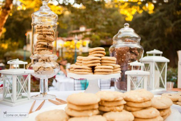 Wedding Philippines - 30 Cute Cookie Bar Buffet Food Ideas For Your Wedding (26)