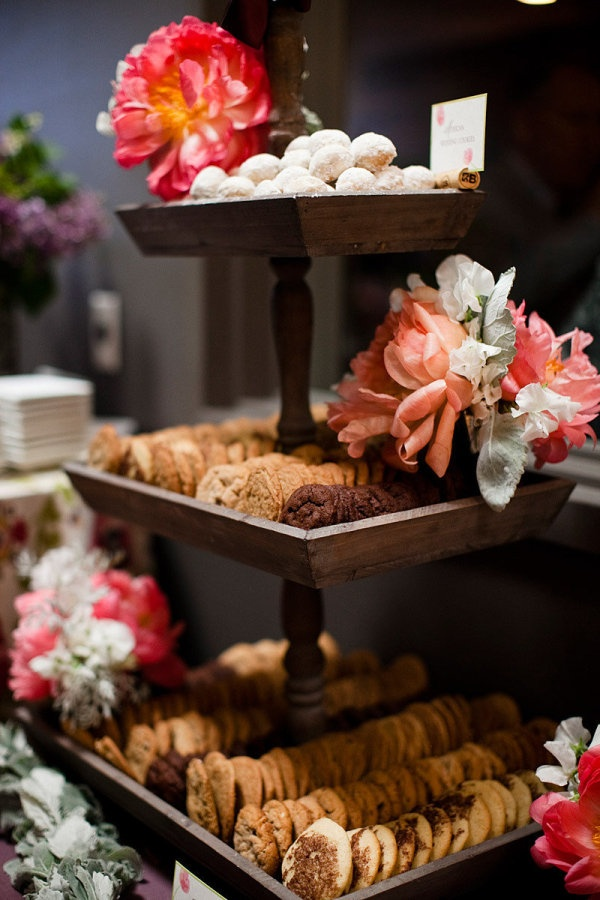 Wedding Philippines - 30 Cute Cookie Bar Buffet Food Ideas For Your Wedding (4)