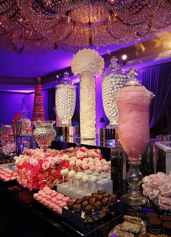 Phenomenal 30 Sweet And Stunning Candy Bar Ideas For Your Wedding Interior Design Ideas Clesiryabchikinfo