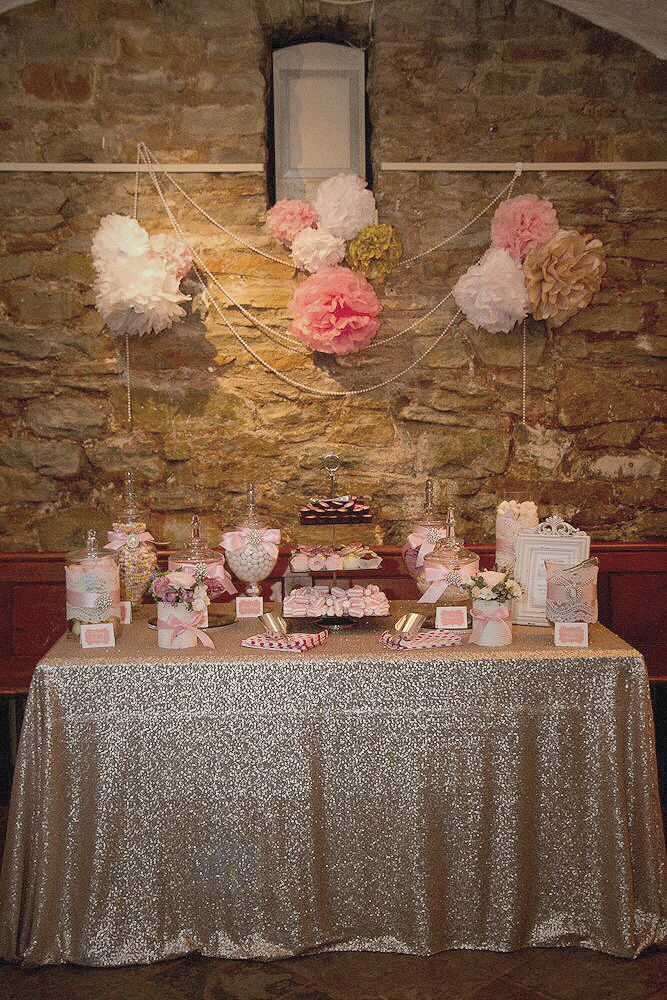 Wedding philippines 25 cool and fun donut bar buffet food ideas for - 30 Sweet And Stunning Candy Bar Ideas For Your Wedding