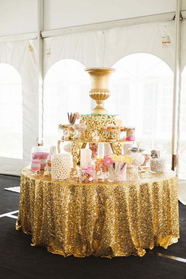 30 Sweet and Stunning Candy Bar Ideas For Your Wedding ...