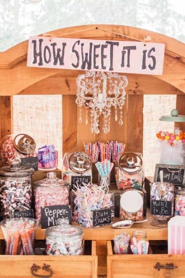 Wedding Philippines 30 Sweet And Stunning Candy Bar Buffet Food Ideas For Your