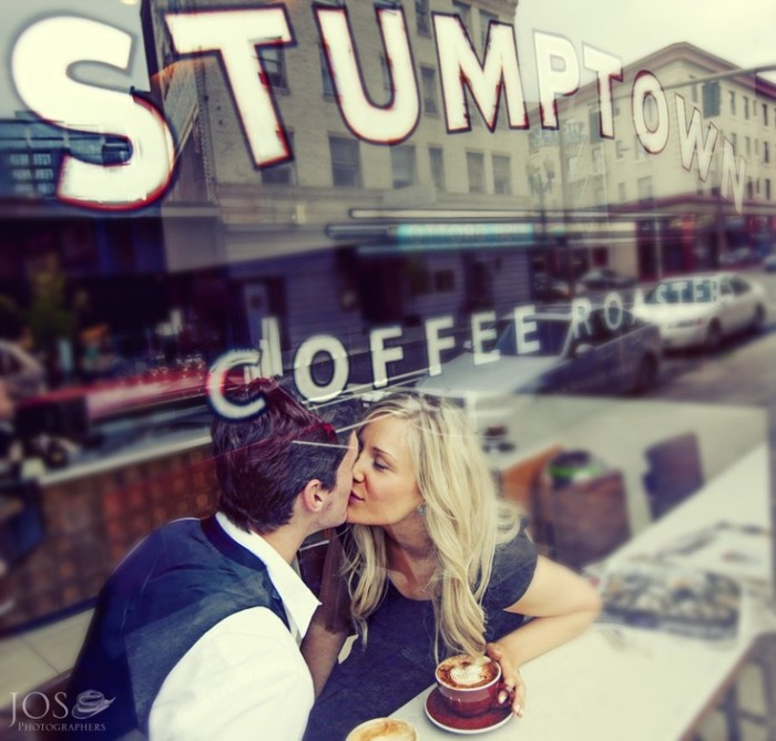 Wedding Philippines - Coffee Shop Cafe Engagement Photo Shoot Session Inspiration (12)