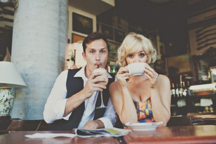 Wedding Philippines - Coffee Shop Cafe Engagement Photo Shoot Session Inspiration (9)