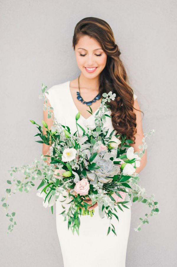 Wedding Philippines - Modern Greenery Wedding Ideas Inspiration (1)