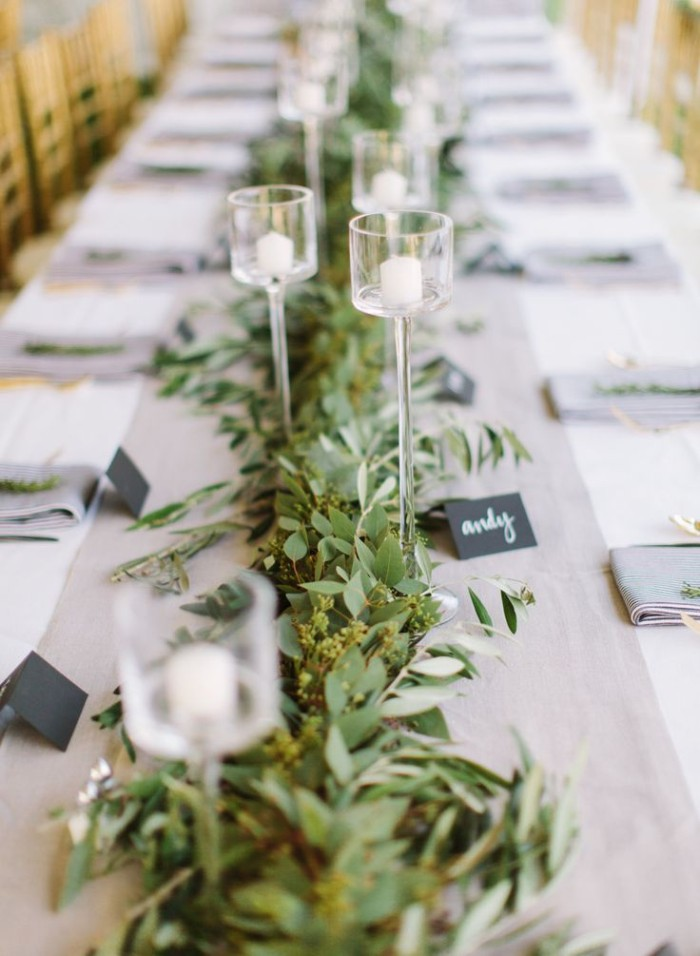 Wedding Philippines - Modern Greenery Wedding Ideas Inspiration (14)