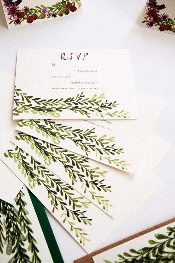 Wedding Philippines - Modern Greenery Wedding Ideas Inspiration (5)