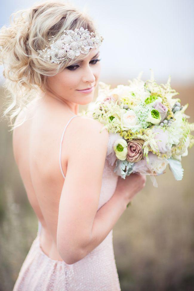 Wedding Philippines - 25 Gorgeous Bridal Headbands (1)