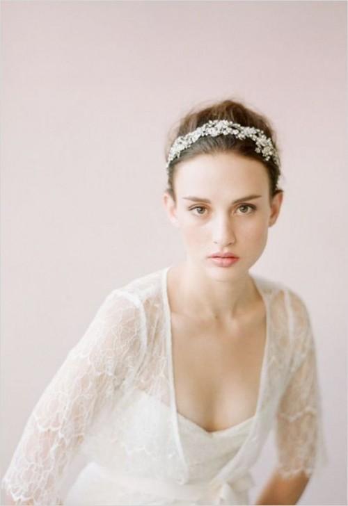 Wedding Philippines - 25 Gorgeous Bridal Headbands (11)