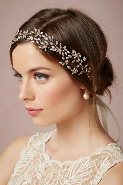 Wedding Philippines - 25 Gorgeous Bridal Headbands (13)