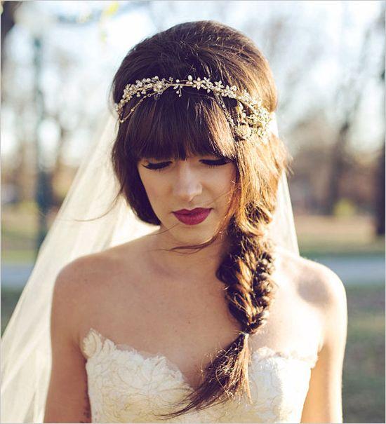 Wedding Philippines - 25 Gorgeous Bridal Headbands (18)