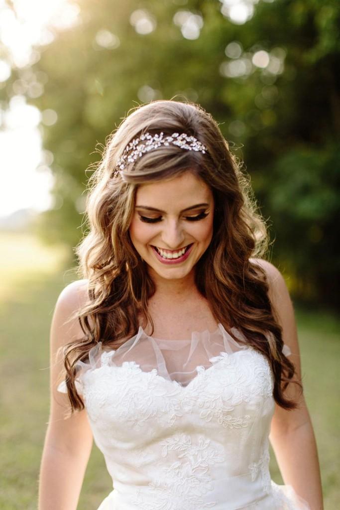 Wedding Philippines - 25 Gorgeous Bridal Headbands (2)