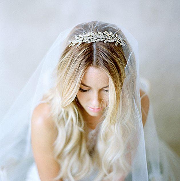 Wedding Philippines - 25 Gorgeous Bridal Headbands (24)