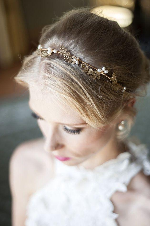 Wedding Philippines - 25 Gorgeous Bridal Headbands (25)