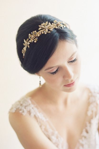 Wedding Philippines - 25 Gorgeous Bridal Headbands (5)