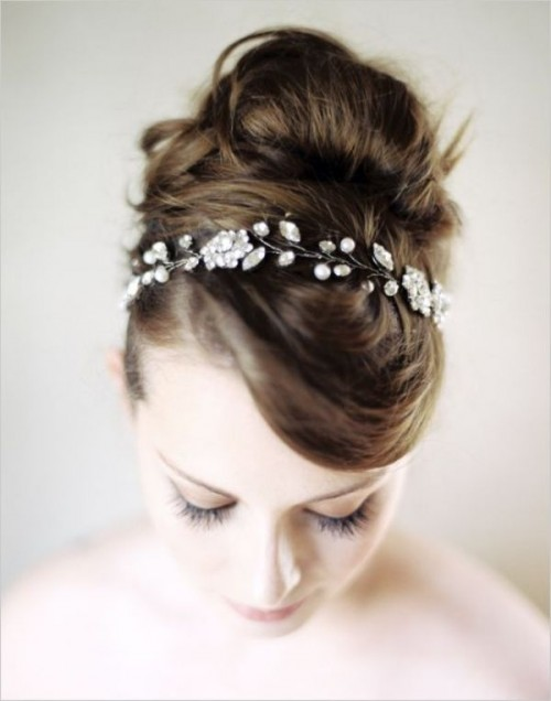 Wedding Philippines - 25 Gorgeous Bridal Headbands (6)