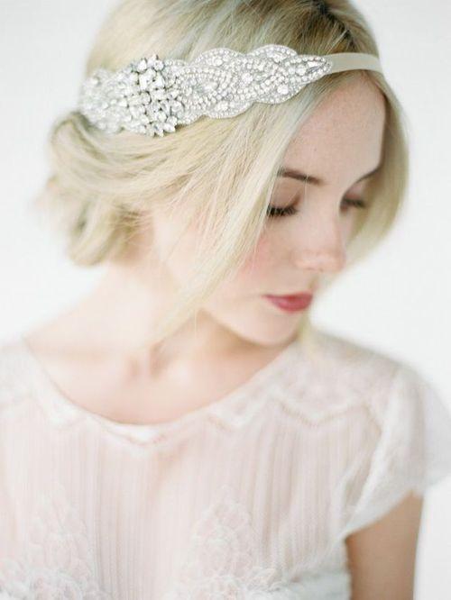 Wedding Philippines - 25 Gorgeous Bridal Headbands (7)