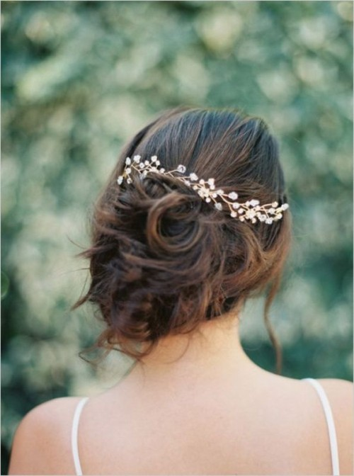 Wedding Philippines - 25 Gorgeous Bridal Headbands (8)