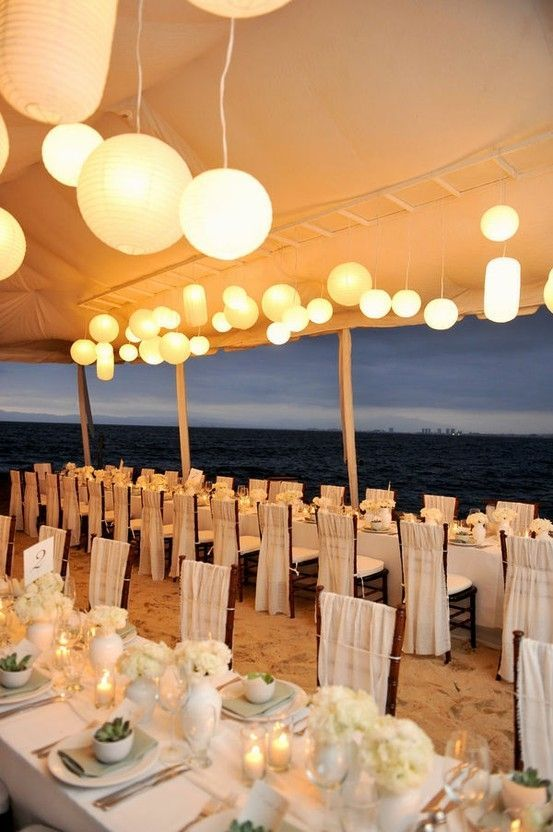 Wedding Philippines - 33 Breathtaking Beach Waterfront Wedding Reception Venue Ideas (11)
