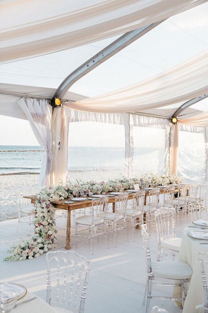 Wedding Philippines - 33 Breathtaking Beach Waterfront Wedding Reception Venue Ideas (12)