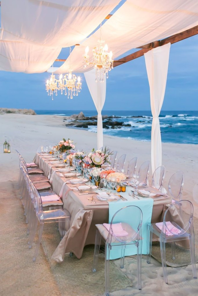 Wedding Philippines - 33 Breathtaking Beach Waterfront Wedding Reception Venue Ideas (15)