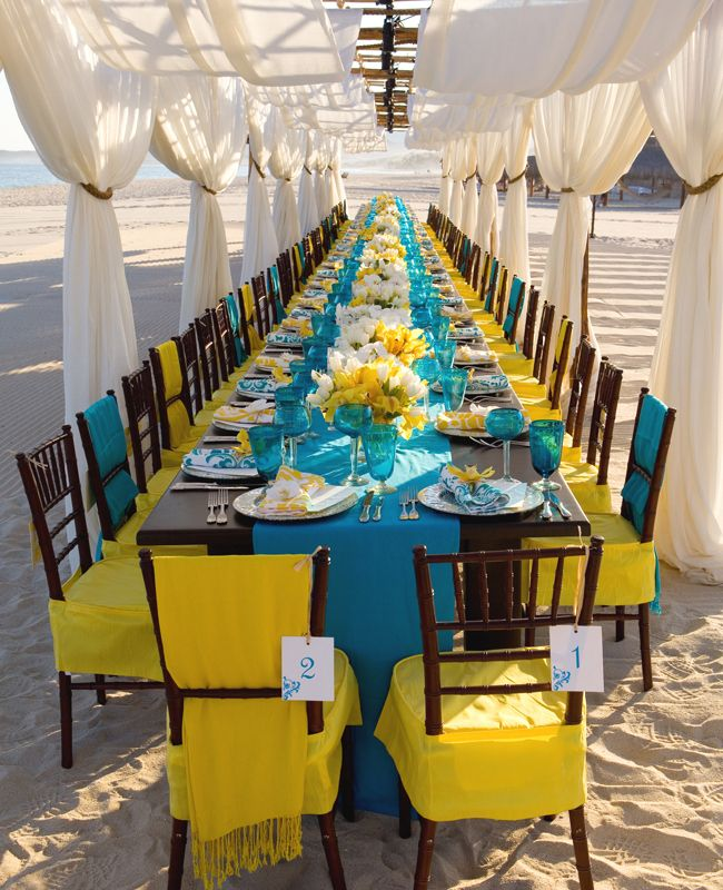 Wedding Philippines - 33 Breathtaking Beach Waterfront Wedding Reception Venue Ideas (21)